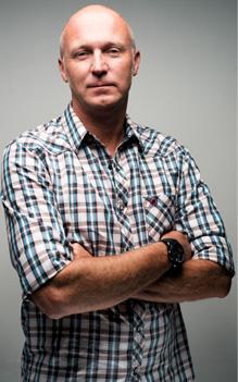 Guilherme, Diretor de Planejamento da MIND